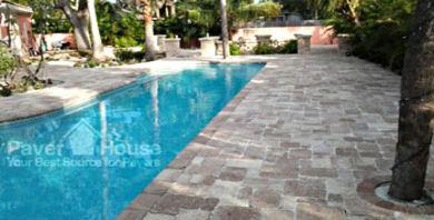 Pool Paver Installation