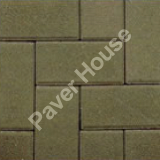 GREEN brick pavers