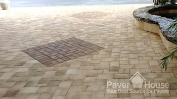Brick Paver Installation Beach Hotel