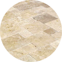 Paver Installation Tampa - Travertine Paver
