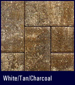 Blended White Cement Based Color | Brick Pavers | Paver House