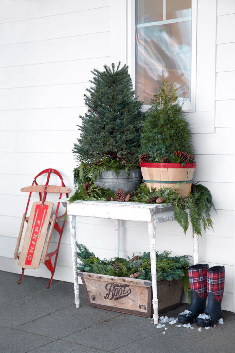 Outdoor Christmas Decoration Ideas | Paver House blog