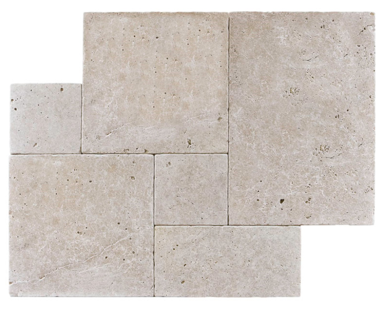 How to Choose Paver Color | Travertine Paver | Ivory Color | Paver House | Tampa | Largo