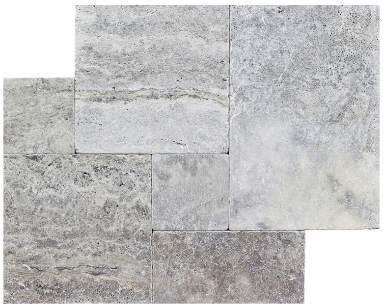How to Choose Paver Color | Travertine Paver | Silver Color | Paver House | Tampa | Largo