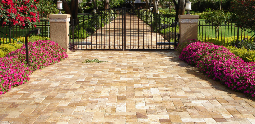 How to Choose Paver Color | Paver House Tips