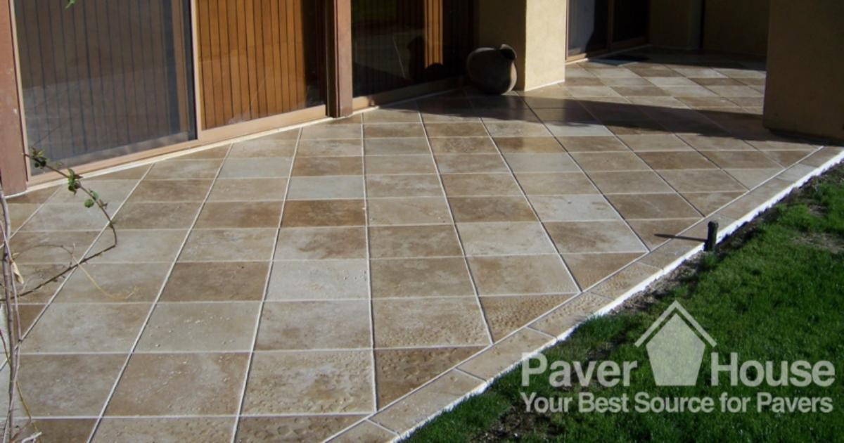 Travertine Flooring Advantages