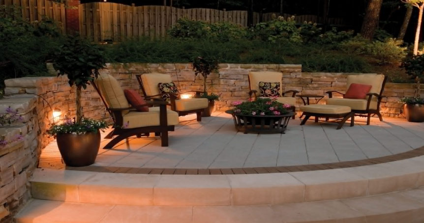 PAVER INSTALLATION COMPLETE OUTDOOR REMODEL