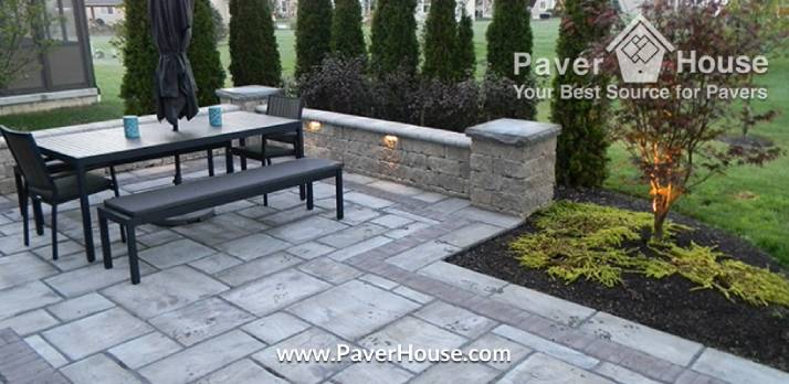 Retaining Walls Paver Ideas for your backyard | retaining wall pavers | Paver House